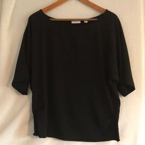 New York and company stretch blouse